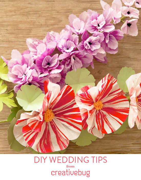 diy wedding tips