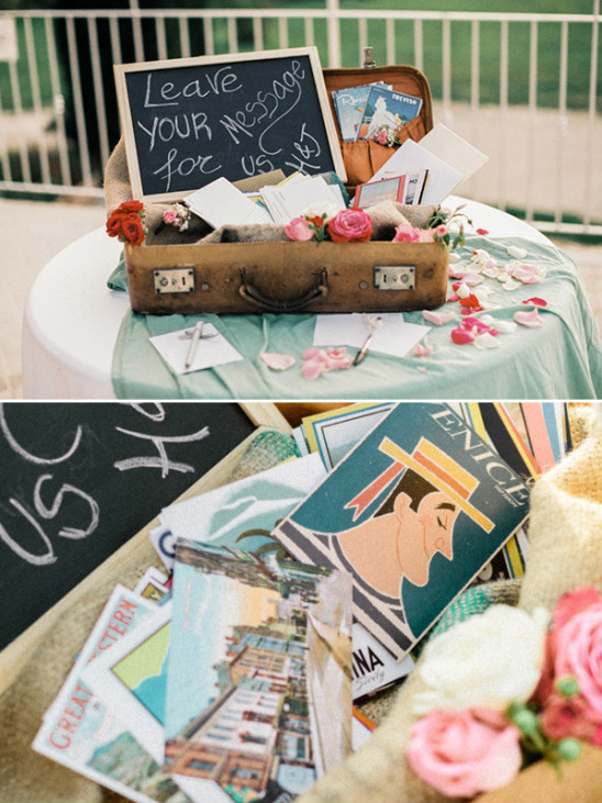 wedding notes to the bride and groom