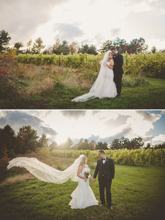 Vineyard wedding photography ideas