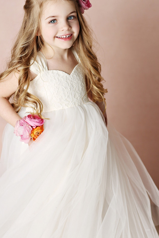 Unique Flower Girl Dresses