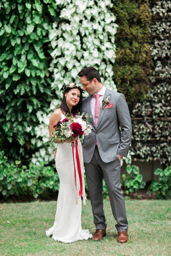 Romantic outdoor wedding ideas