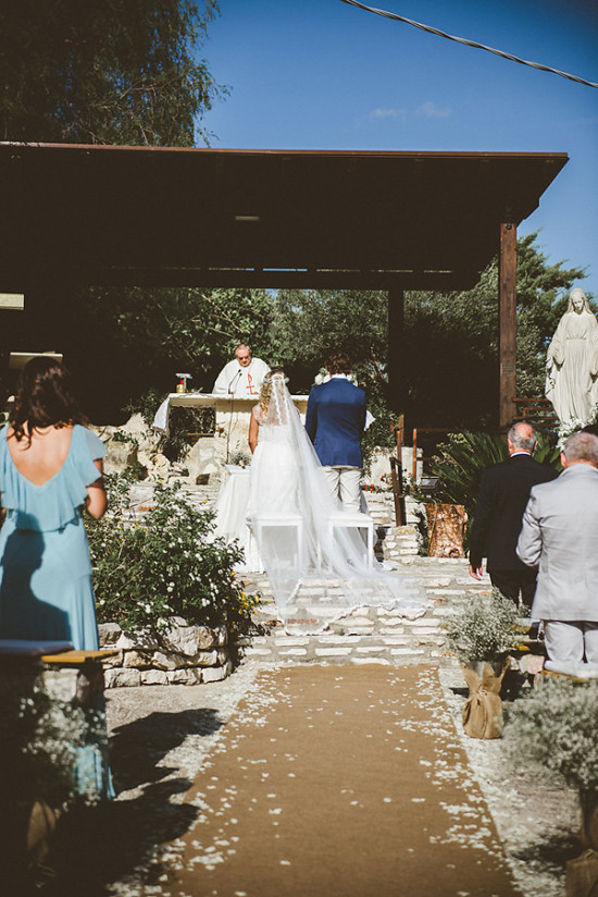 Catholic Sicilian Wedding