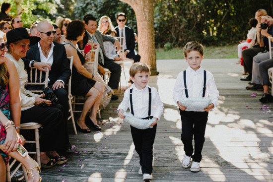 cute suspenders ring bearers