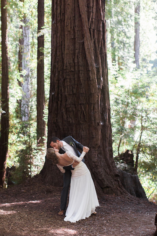 Romantic woodsy wedding ideas