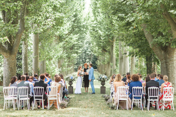 A French Château Wedding