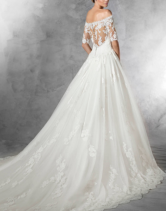 Blog - 2017 Pronovias Wedding Dress Collection