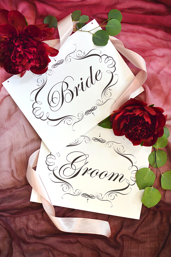 Blog Free Wedding Invitation Template For The Elegant Bride – Brides Invitation Templates