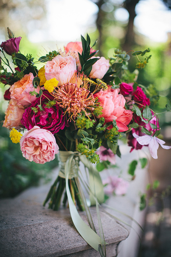 diy your wedding bouquet with fiftyflowers.com