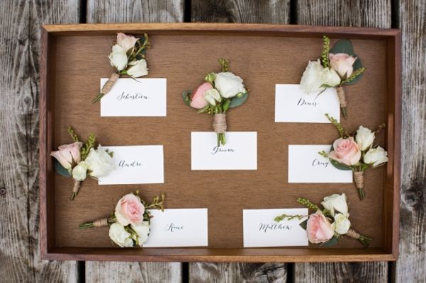 Ottawa Pink and Navy Whimsy Wedding