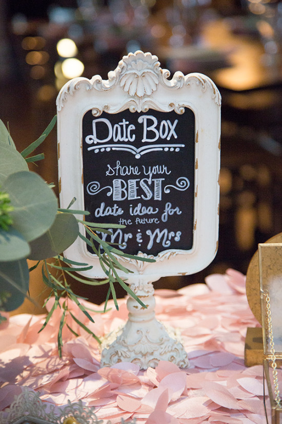 date box bridal shower sign date night ideas station