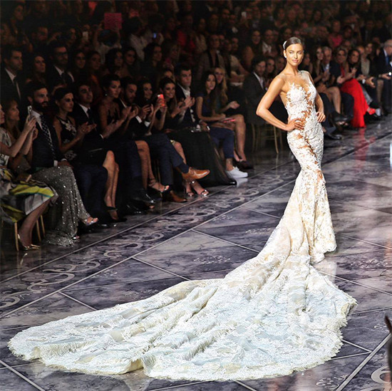 Pronovias Fashion Show Live Stream from Barcelona