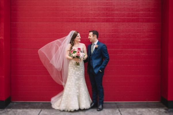 Small Chicago Wedding