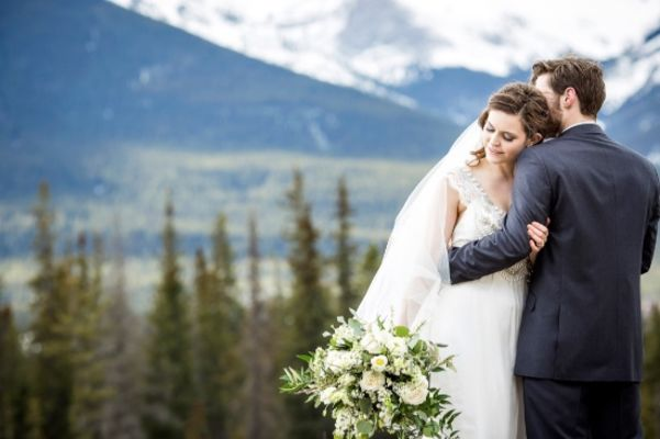 Canadian Rockies Naturally Chic Wedding Venue