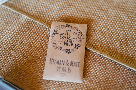 seed pack favors