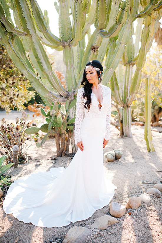 Southwestern Desert Wedding