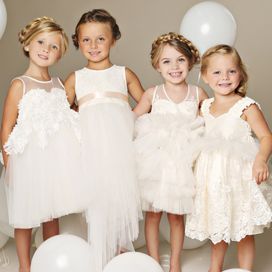 20 Off Flower Girl Dresses From Fattie Pie