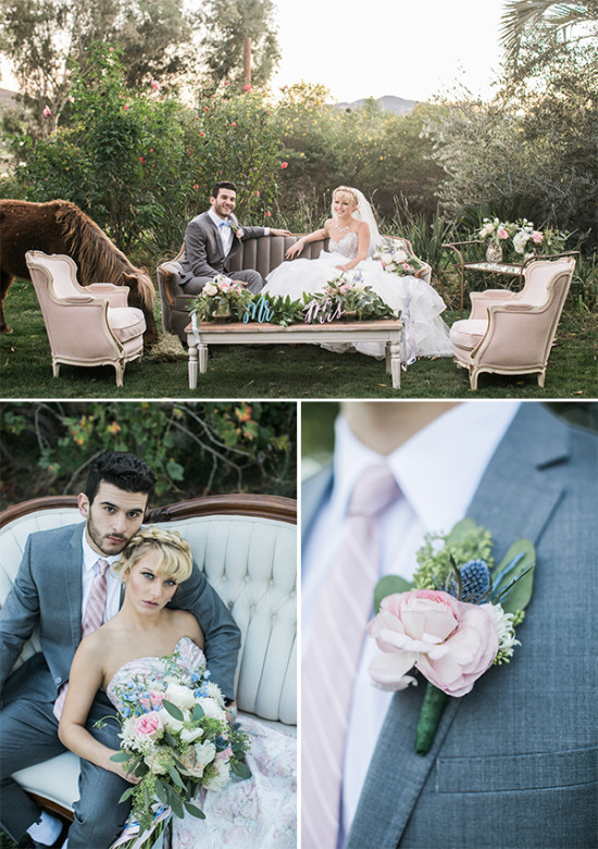 beautiful outdoor wedding photos
