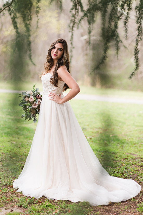 Tiffanys Bridal wedding dress