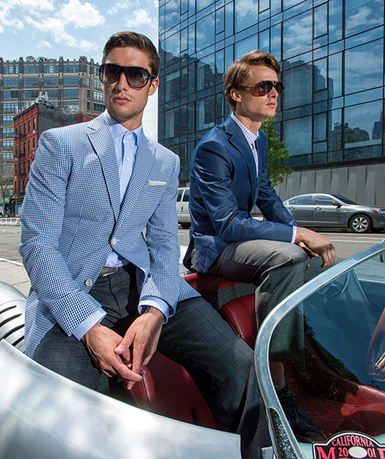 luxury custom suits