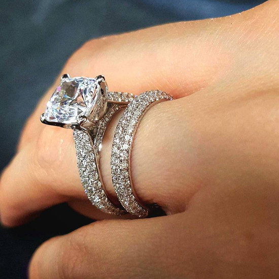 Diamond Mansion - Design Your Own Engagement