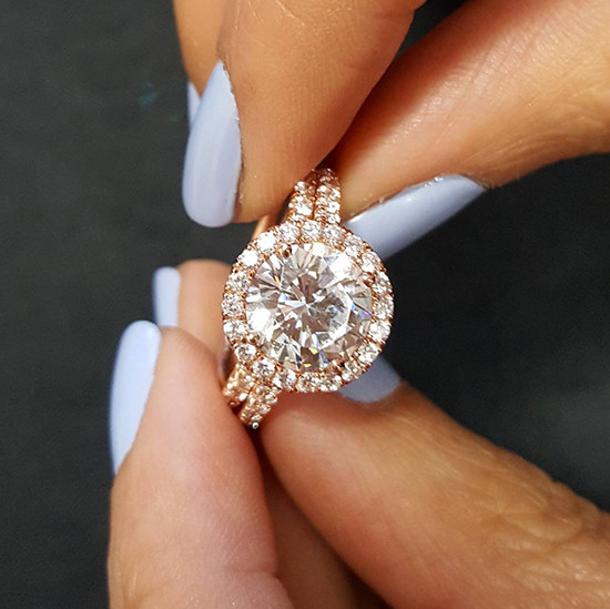 Blog Design Your Own Engagement Ring At Diamond Mansion