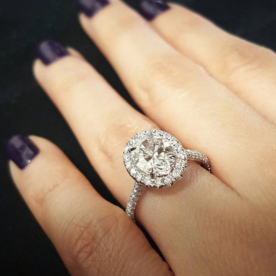 Design Your Own Ring: Design Your Own Engagement Ring At Diamond Mansion