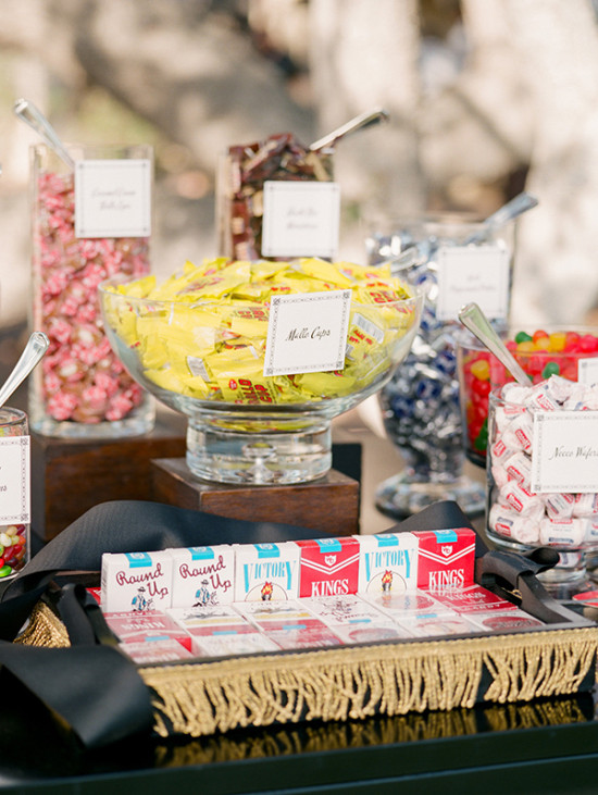 old fashioned candy bar