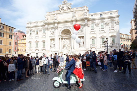 Rome engagement ideas