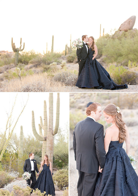 desert chic wedding