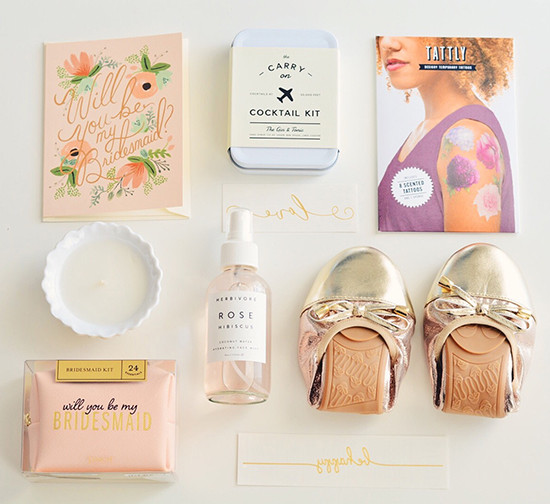 Will You Be My Bridesmaid Boxes Giveaway