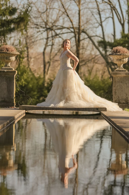 wedding gown of your dreams
