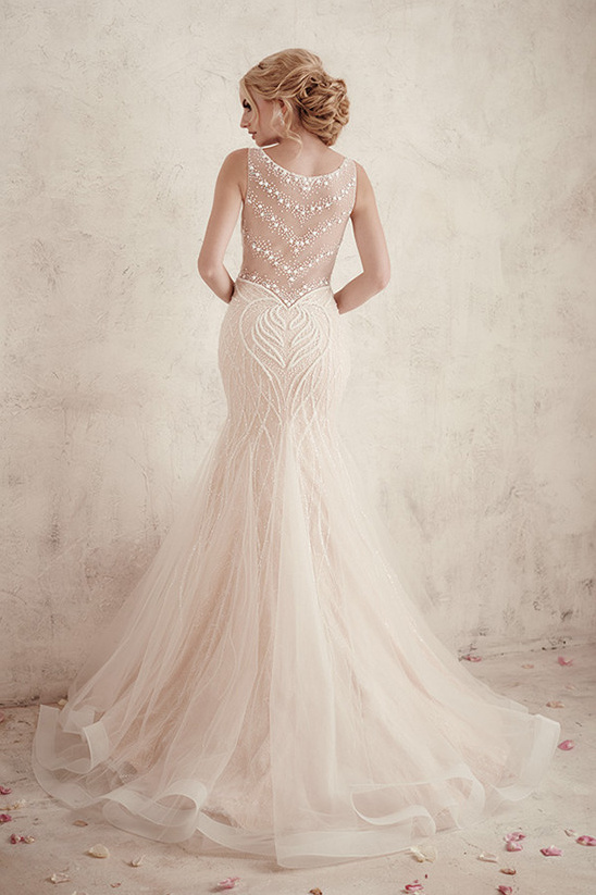 House of Wu wedding gown