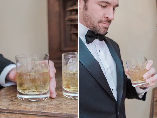 mr and mrs whiskey tumblers