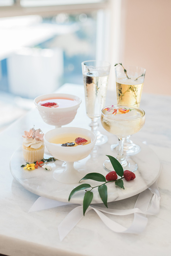 bridal shower cocktail ideas
