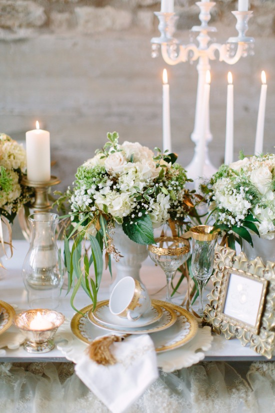 Fierce Vintage Wedding Ideas