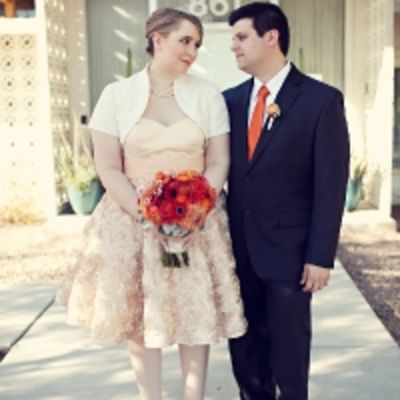 1960s Mad Men Theme Wedding