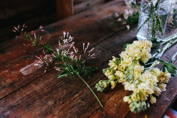 Rustic Ideas with White Wedding Bouquet Recipe