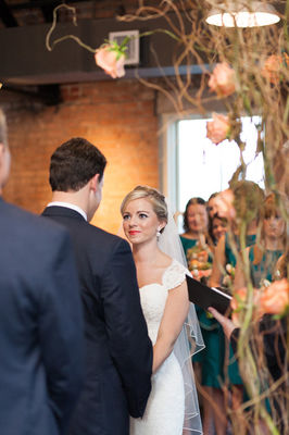 Wedding at The Filter Building Full of Rustic Elegance