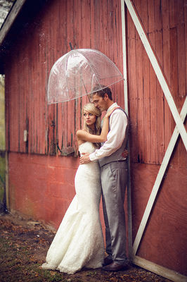 Rustically Vintage Barn Wedding