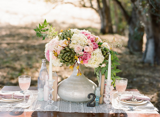 Enchanted Rustic Wedding Inspiration