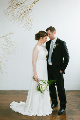Beautiful Botanical Wedding Inspiration