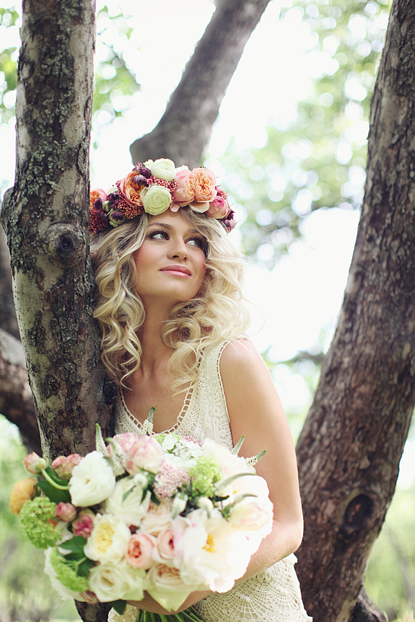 Bohemian Bridal Ideas