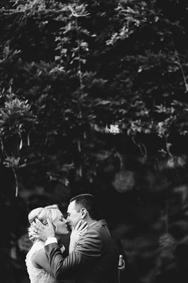 Rustic Country Wedding at The Inn at Fernbrook Farms