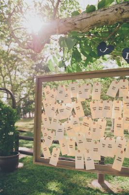 Rustic Summer Wedding at Walnut Grove