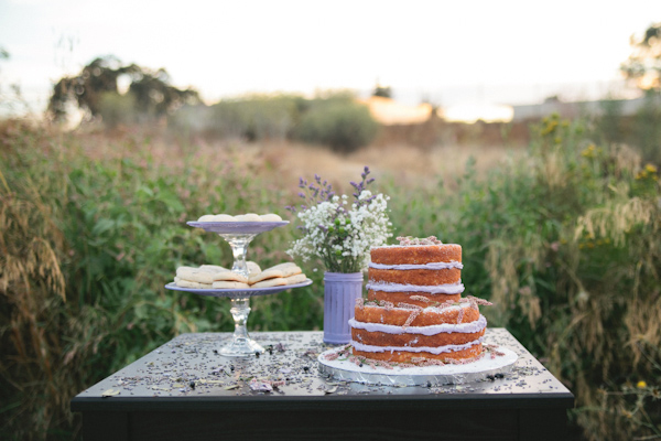Rustic Lavender Wedding Inspiration