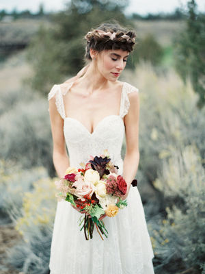Organic Wedding Ideas From the Erich McVey Workshop