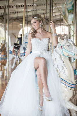 Whimsical Carousel Wedding Ideas