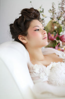 Bridal Session Inspired By the Orient