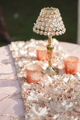 Posh Pink and Gold Wedding Ideas