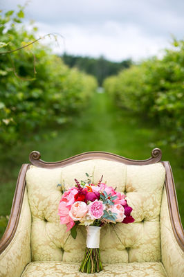 Fanciful Floral Wedding Ideas
